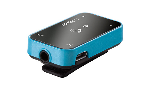 A.M.P. Bluetooth Receiver Blue