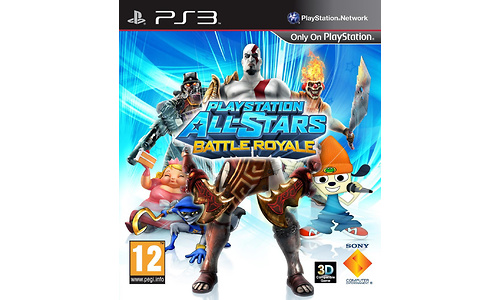 All-Stars Battle Royale (PlayStation 3)