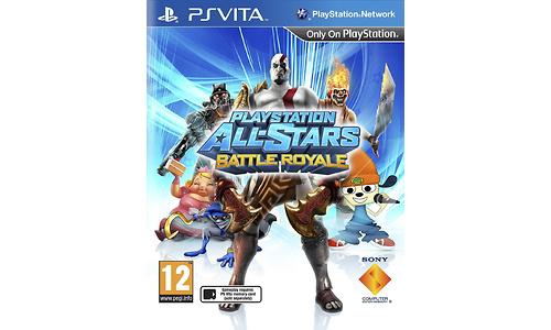 All-Stars Battle Royale (PlayStation Vita)