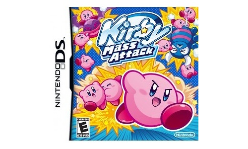 Kirby: Mass Attack (Nintendo DS)