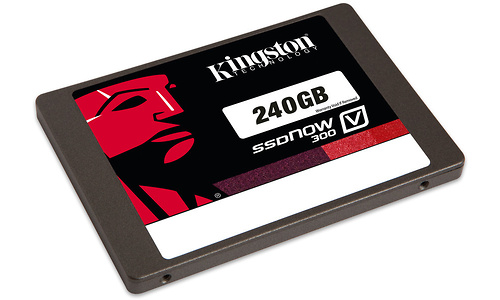 Kingston SSDNow V300 240GB (Toshiba)