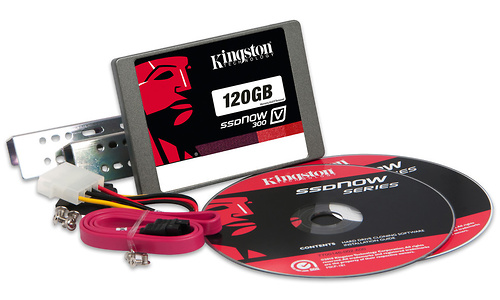 Kingston SSDNow V300 120GB (desktop kit)
