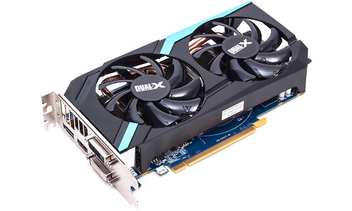 Sapphire Radeon HD 7870 GHz Edition Dual-X OC 2GB