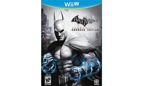 Batman: Arkham City, Armored Edition (Wii U)