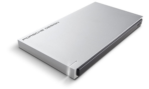 LaCie Porsche Design P9223 Slim 500GB (USB 3.0)