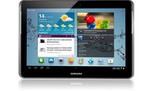 Samsung Galaxy Tab 2 10.1 Silver (32GB)