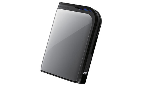 Buffalo MiniStation Extreme 500GB Silver