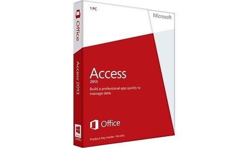 Microsoft Access 2013 NL