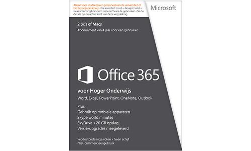 Microsoft Office 365 University NL