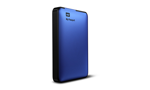 Western Digital My Passport 2TB Blue (USB 3.0)