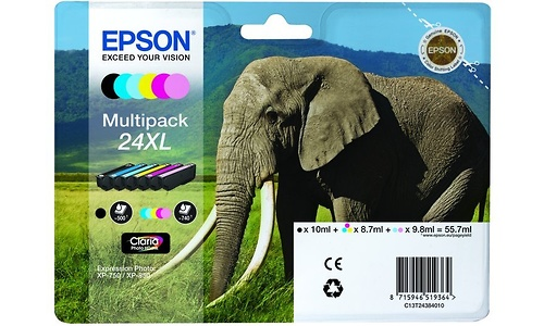 Epson 24XL Multi Pack
