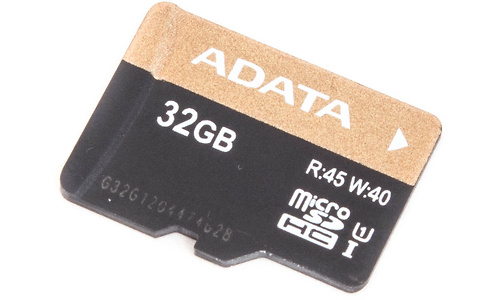 Adata MicroSDHC Premier Pro UHS-I 32GB