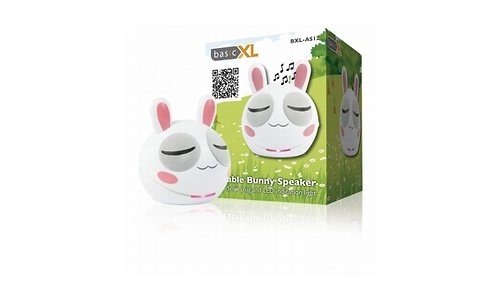 BasicXL Portable Rabbit Speaker