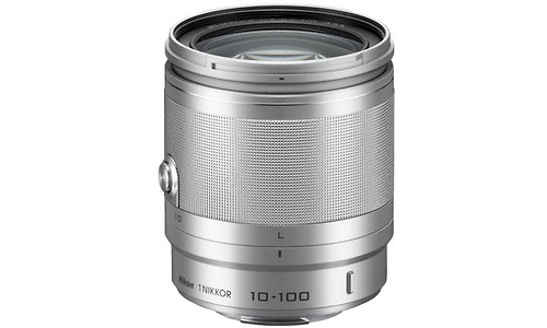 Nikon 1 VR 10-100mm f/4-5.6 Silver