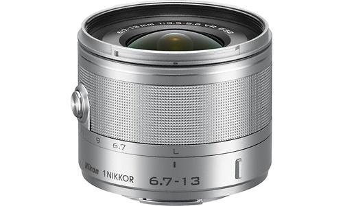 Nikon 1 VR 6.7-13mm f/3.5-5.6 Silver