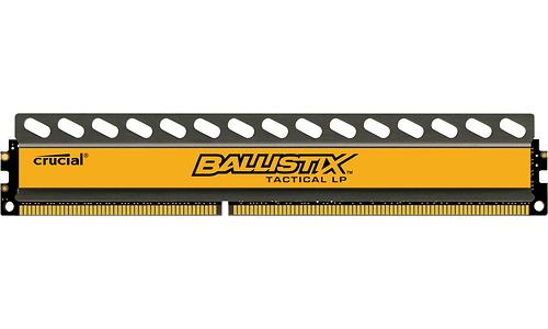 Crucial Ballistix Tactical 4GB DDR3-1600 LP CL8