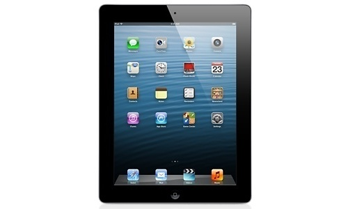 Apple iPad V4 Retina WiFi + Cellular 128GB Black