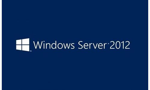 Microsoft Windows Server 2012 Standard EN