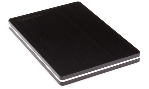 Toshiba Stor.E Slim 500GB Black