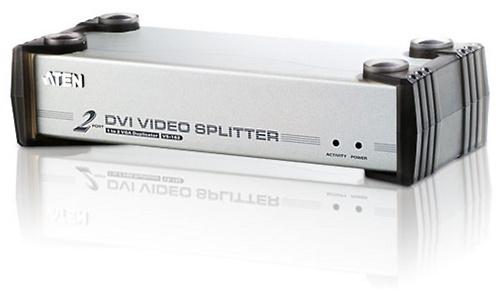 Aten 2-Port DVI/Audio Splitter
