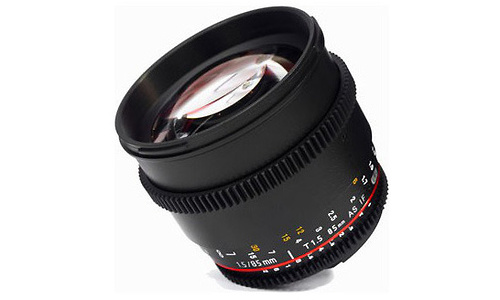 Samyang 85mm f/1.5 AS UMC VDSLR (Nikon)