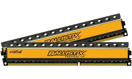 Crucial Ballistix Tactical 8GB DDR3L-1600 CL8 kit
