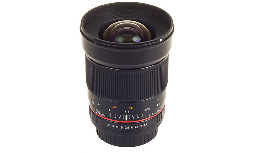 Samyang 24mm f/1.4 (Canon)
