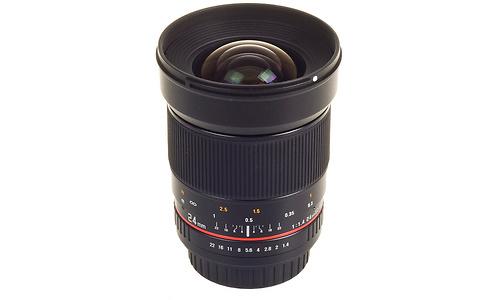 Samyang 24mm f/1.4 (Nikon)