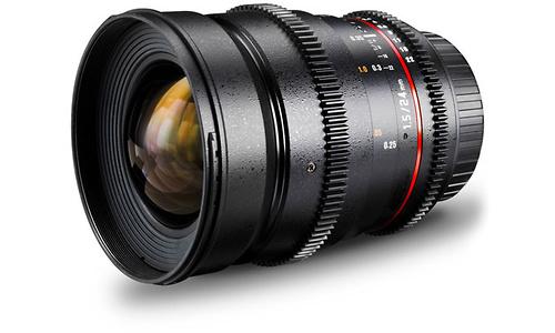 Samyang 24mm f/1.5 ED AS IF UMC VDSLR (Nikon)