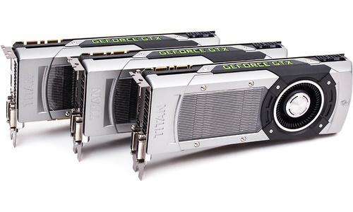 Nvidia GeForce GTX Titan SLI (3-way)