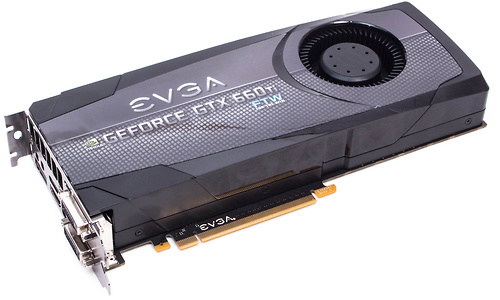 EVGA GeForce GTX 660 Ti FTW 2GB