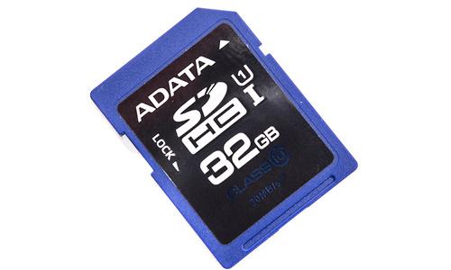 Adata SDHC Premier UHS-I 32GB