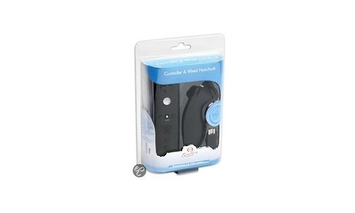 Qware Controller & Nunchuk for Wii
