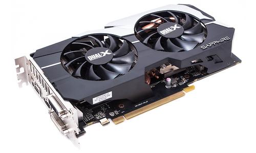 Sapphire Radeon HD 7790 Dual-X OC 1GB
