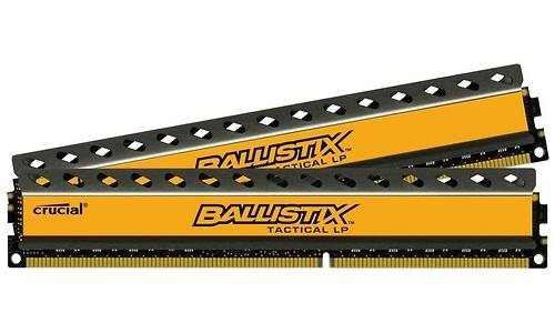 Crucial Ballistix Tactical 16GB DDR3L-1600 CL8 kit