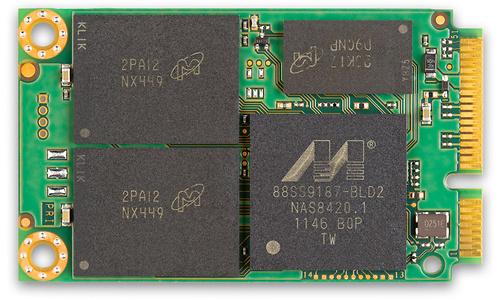 Crucial M500 480GB (mSata)