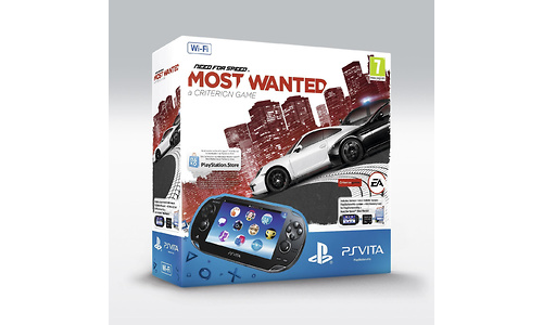 Sony PlayStation Vita 4GB + Need for Speed, Most Wanted