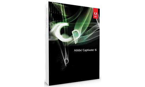 Adobe Captivate CS6 EN Mac