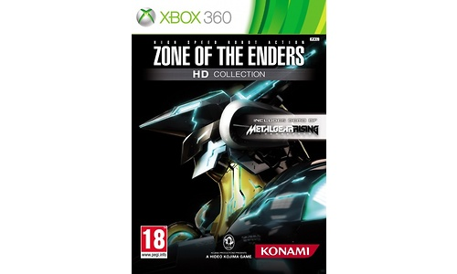 Zone of the Enders, HD Collection (Xbox 360)