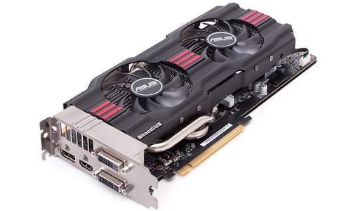 Asus GeForce GTX 770 DirectCu II 2GB