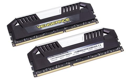 Corsair Vengeance Pro Silver 16GB DDR3-1866 CL9 kit