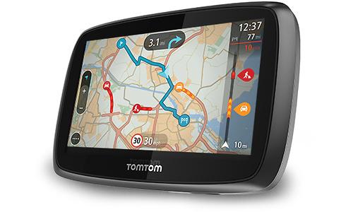 TomTom Go 500 Europe