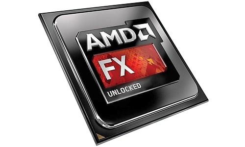 AMD FX-9590 Without Fan