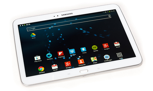 "Samsung Galaxy Tab3 10.1"" White (16GB)"