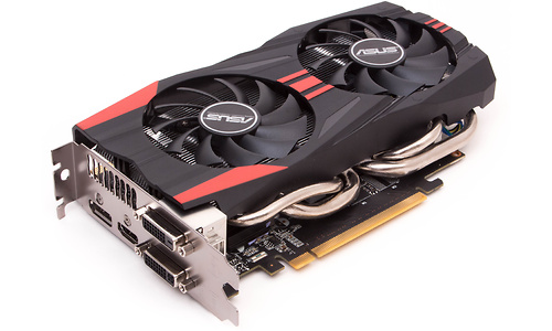 Asus GeForce GTX 760 DirectCu II OC 2GB