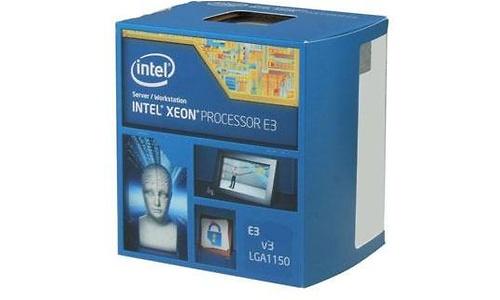 Intel Xeon E3-1270 v3 Boxed