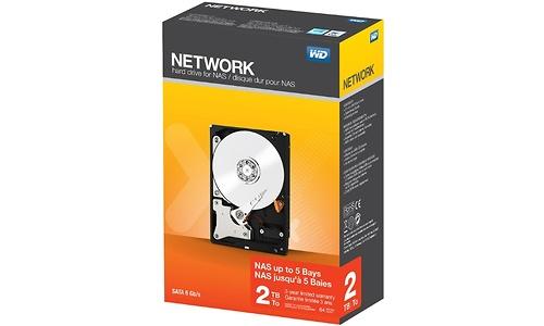 Western Digital Red 2TB (retail)