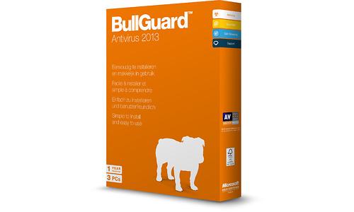 BullGuard Antivirus 2013 3-user