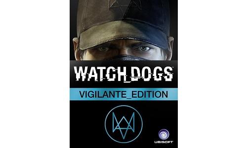 Watch Dogs Vigilante Edition (PlayStation 3)
