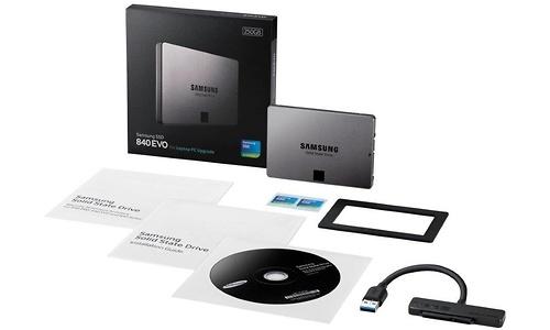 Samsung 840 Evo 500GB (laptop kit)